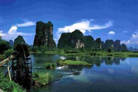 桂林旅游景点  来