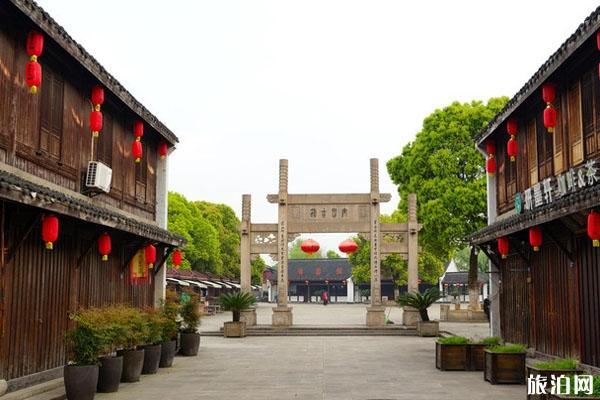 绍兴安昌古镇在哪(怎么去) +门票 安昌古镇旅游攻略