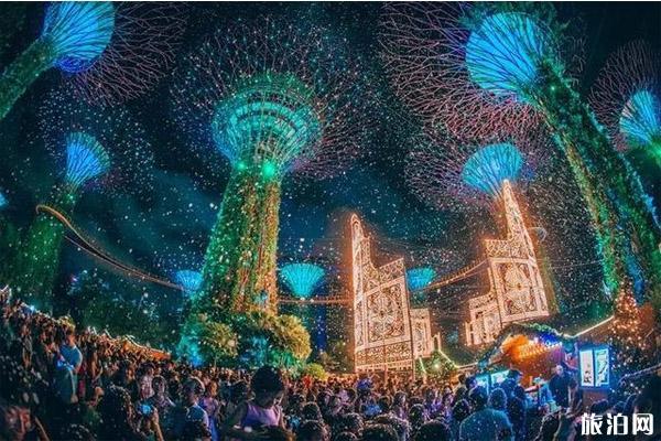 2019新加坡圣诞节放假几天 2019新加坡圣诞节有什么活动