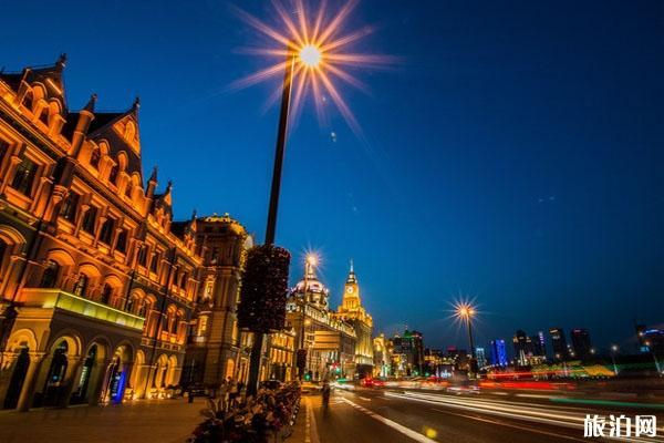 上海外滩夜景 上海外滩有什么好玩的