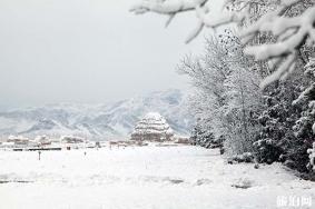 宁夏的冬天旅游攻
