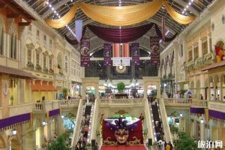 迪拜有哪些购物中心