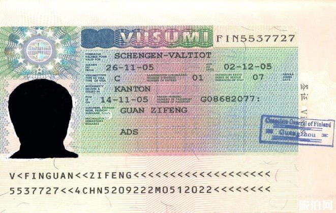 在英国办理芬兰申根签详细攻略(费用+流程+时间)
