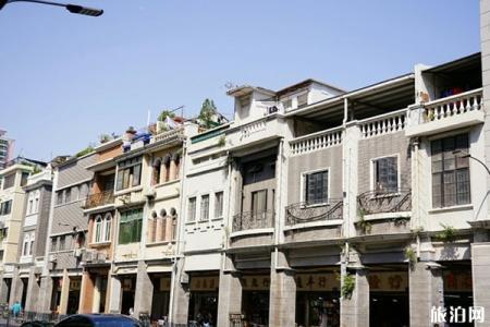 广州沙面景点介绍 沙面有哪些古老建筑 沙面建筑风格