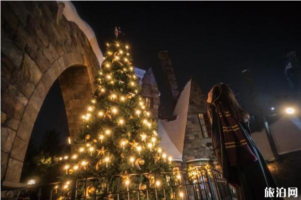 2019大阪环球影城圣诞节活动时间+地点+介绍