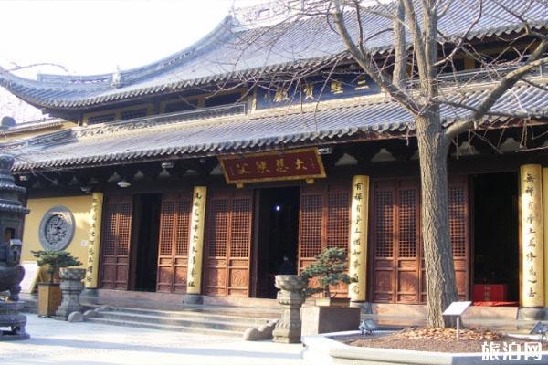 上海龍華寺地址 龍華寺游玩攻略 龍華寺簡介