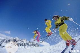 冬天滑雪去哪里 美國最好的滑雪場