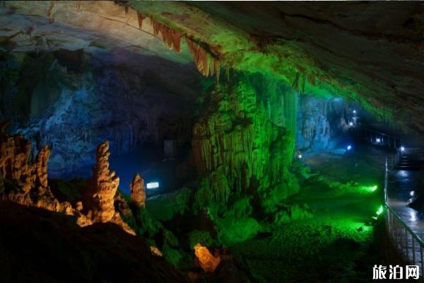 武隆喀斯特旅游區游玩攻略 重慶武隆喀斯特旅游區景點門票介紹