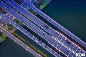 2019西安灞河国际半程马拉松路线+交通管制