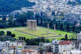 希腊到底有哪些神话的景点