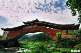 温州廊桥文化园门