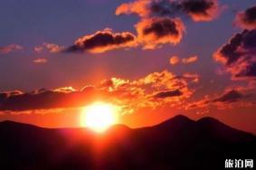 北京哪些地方适合观看日出