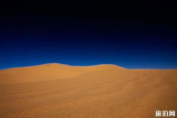 沙坡頭景點攻略 沙坡頭有哪些游玩項目