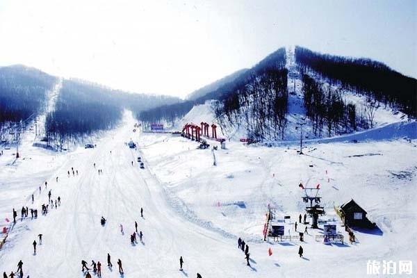 長春蓮花山滑雪場 長春蓮花山滑雪場攻略 長春蓮花山滑雪場票價