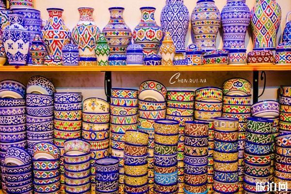 摩洛哥特產有哪些
