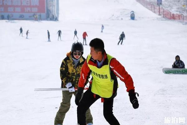 2020松鳴巖國際滑雪場11月26日開滑 附開滑優惠內容