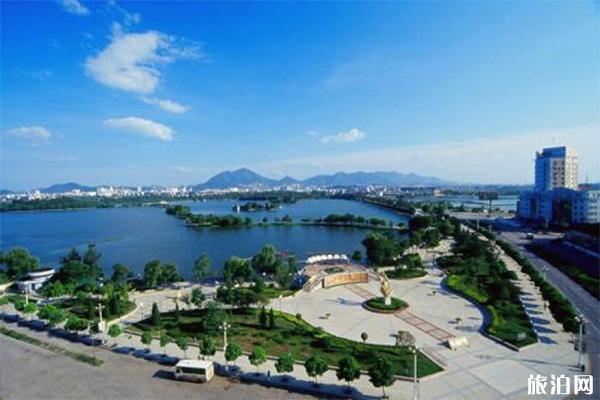 安徽铜陵十大旅游景点 铜陵景点推荐