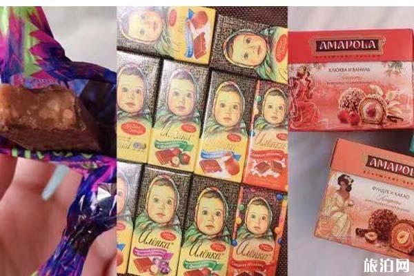 俄罗斯零食必买清单