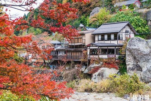 日本最美十大景点+交通攻略