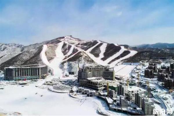 翠云山银河滑雪场11月16日开滑 附开滑优惠内容