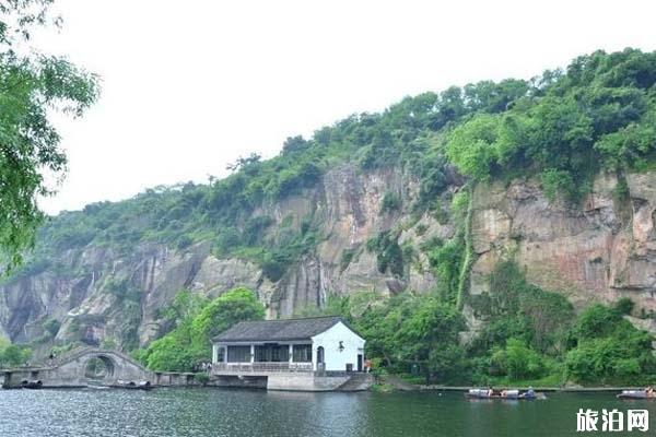 绍兴东湖风景区 绍兴东湖旅游攻略 绍兴东湖怎么去