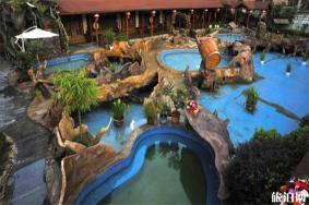 南京汤山温泉游玩