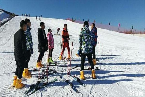 山西滑雪的地方 山西滑雪場推薦