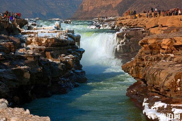 壶口瀑布 壶口瀑布在哪 壶口瀑布最佳观赏时间