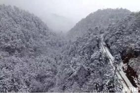 浙江适合看雪的地
