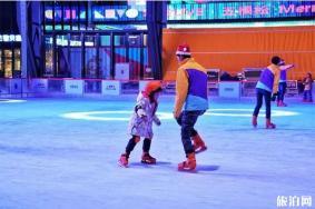北京五棵松hi-ice冰樂園滑冰價格多少