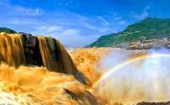 壺口瀑布 壺口瀑布在哪 壺口瀑布最佳觀賞時間