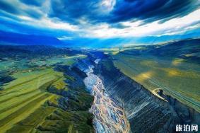安集海大峽谷封閉了嗎 安集海大峽谷在哪+介紹