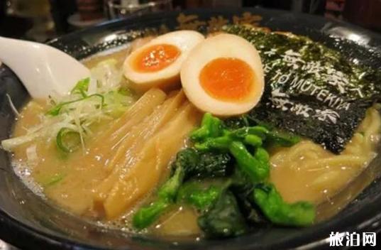 東京美食推薦 東京有哪些特色美食