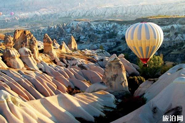 熱氣球推薦地 全球有哪些絕美熱氣球旅行地