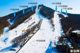 長春廟香山滑雪場雪卡價格