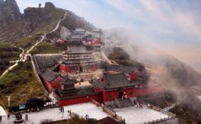 梵凈山最佳旅游時間 梵凈山景點介紹
