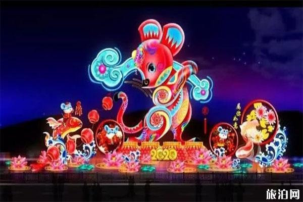 2020重慶江津春節燈會時間 舉辦時間+地點