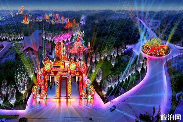 重慶長壽湖2020迎春燈會 時間+燈會介紹