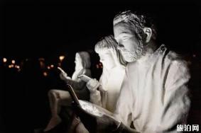 2019上海燈光藝術節時間+地點+門票(上海跨年活動) 2019上海燈光藝術節活動攻略