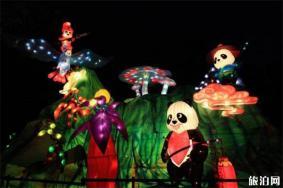2019-2020成都熊貓燈會 持續時間+地址