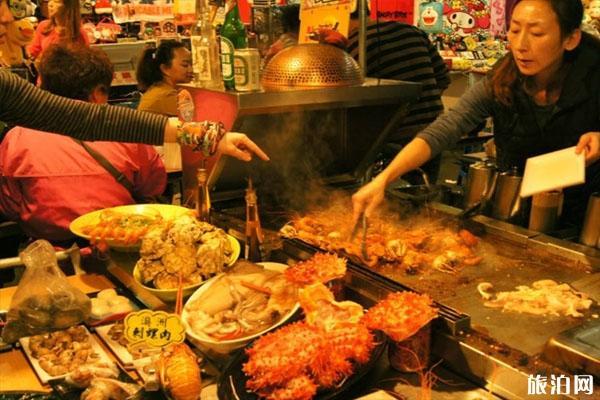 台湾有哪些景点和美食图片