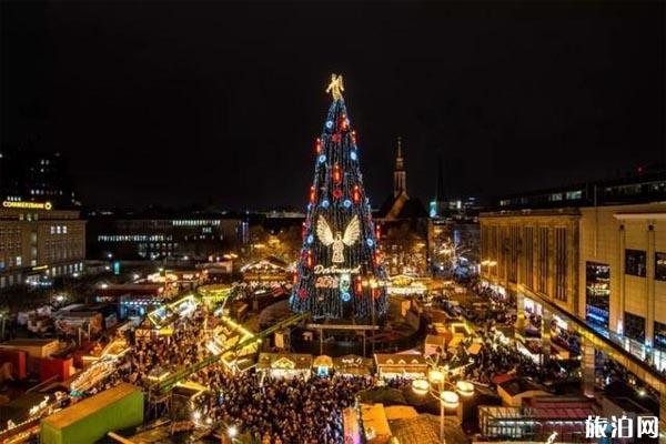 2019德國圣誕集市推薦