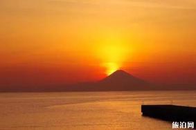 日本看夕陽最好的地方推薦