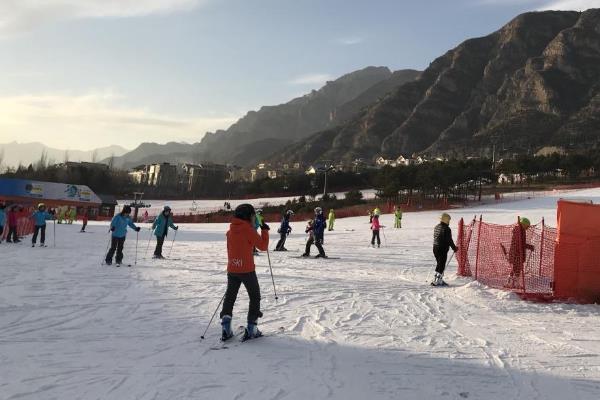 北京十大滑雪場排名 北京10大滑雪場大全