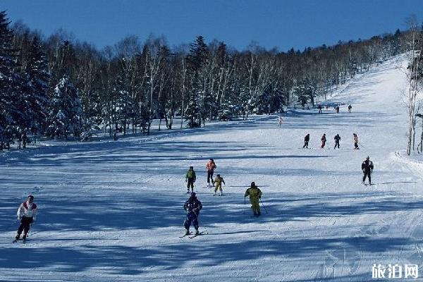 北京十大滑雪场排名 北京10大滑雪场大全