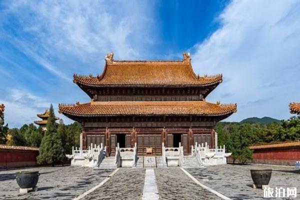 清東陵旅游攻略 簡介和門票多少錢