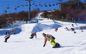 2019-2020銘湖溫泉滑雪場12月7日開業 附滑雪票價格