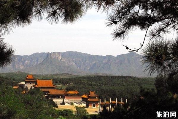 清西陵旅游攻略 簡介和怎么到