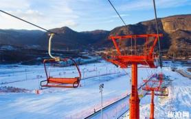 2019-2020絲綢之路滑雪場滑雪票價格
