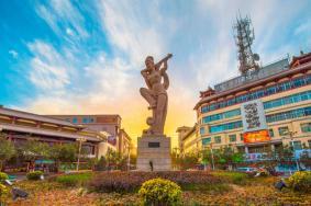 2020反彈琵琶雕像旅游攻略 反彈琵琶雕像門票價格